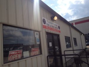 INDUSTRIAL TRAINING CENTRE (Mailing address) 9519 – 58 Avenue NW, Edmonton, Alberta T6E 0B8
